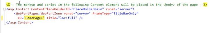 sharepoint-addin-quirk-default-page-webpart